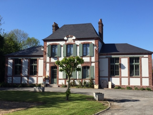 Mairie Bourgeauville 1