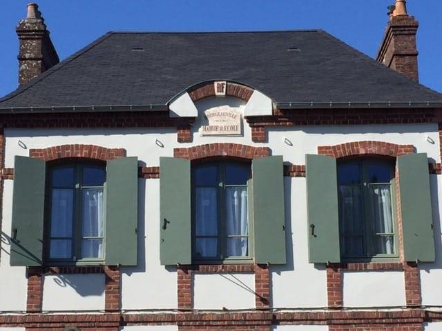 Mairie Bourgeauville 2
