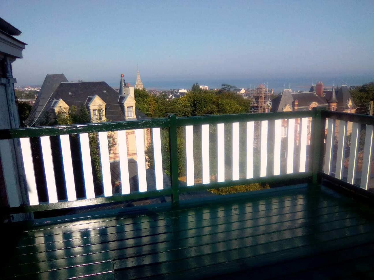 Rénovation terrasse en bois