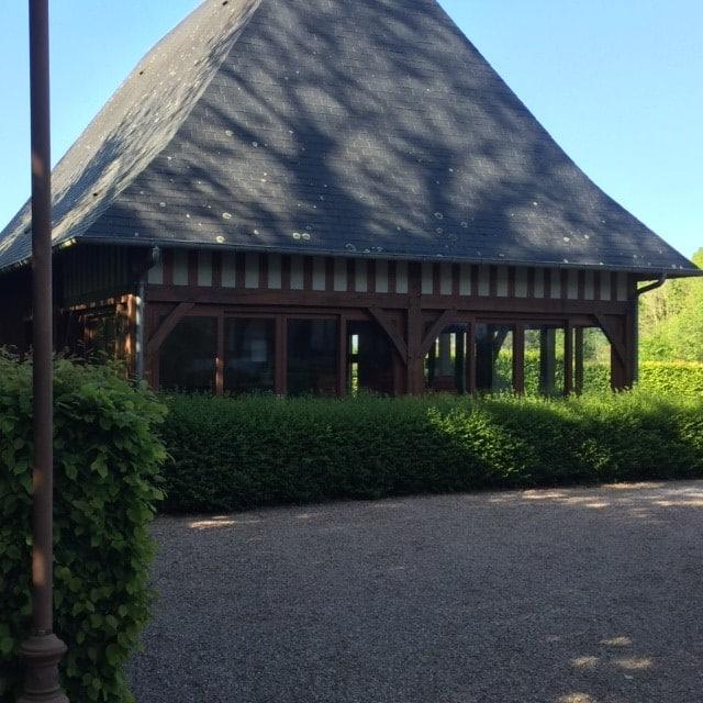 Salle des fetes Bourgeauville 1