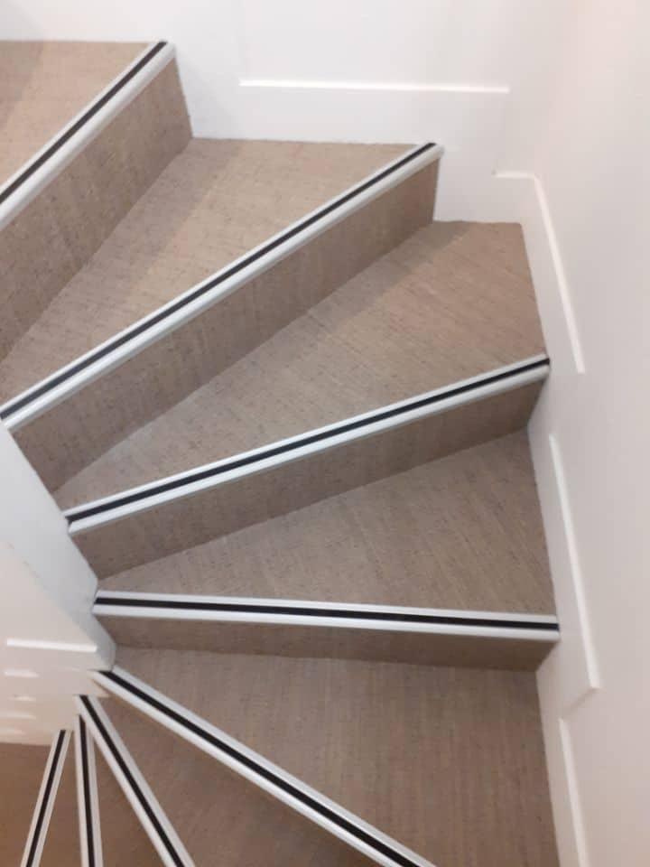 Sol PVC escaliers