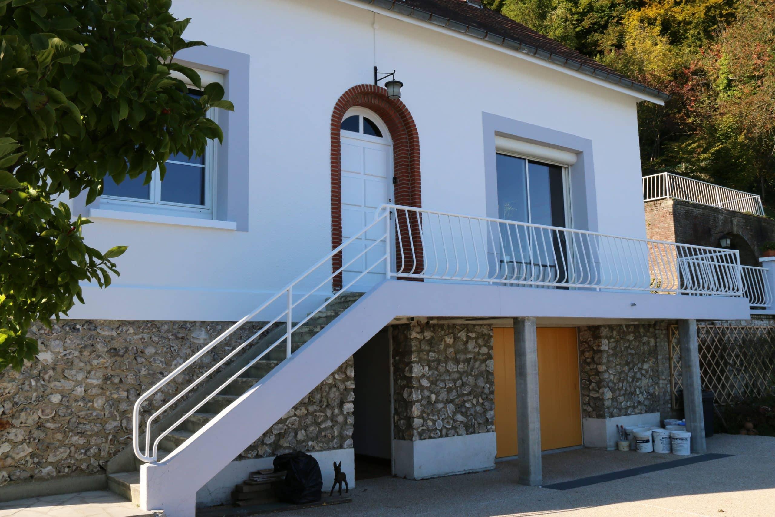 maison contemporaine (1)