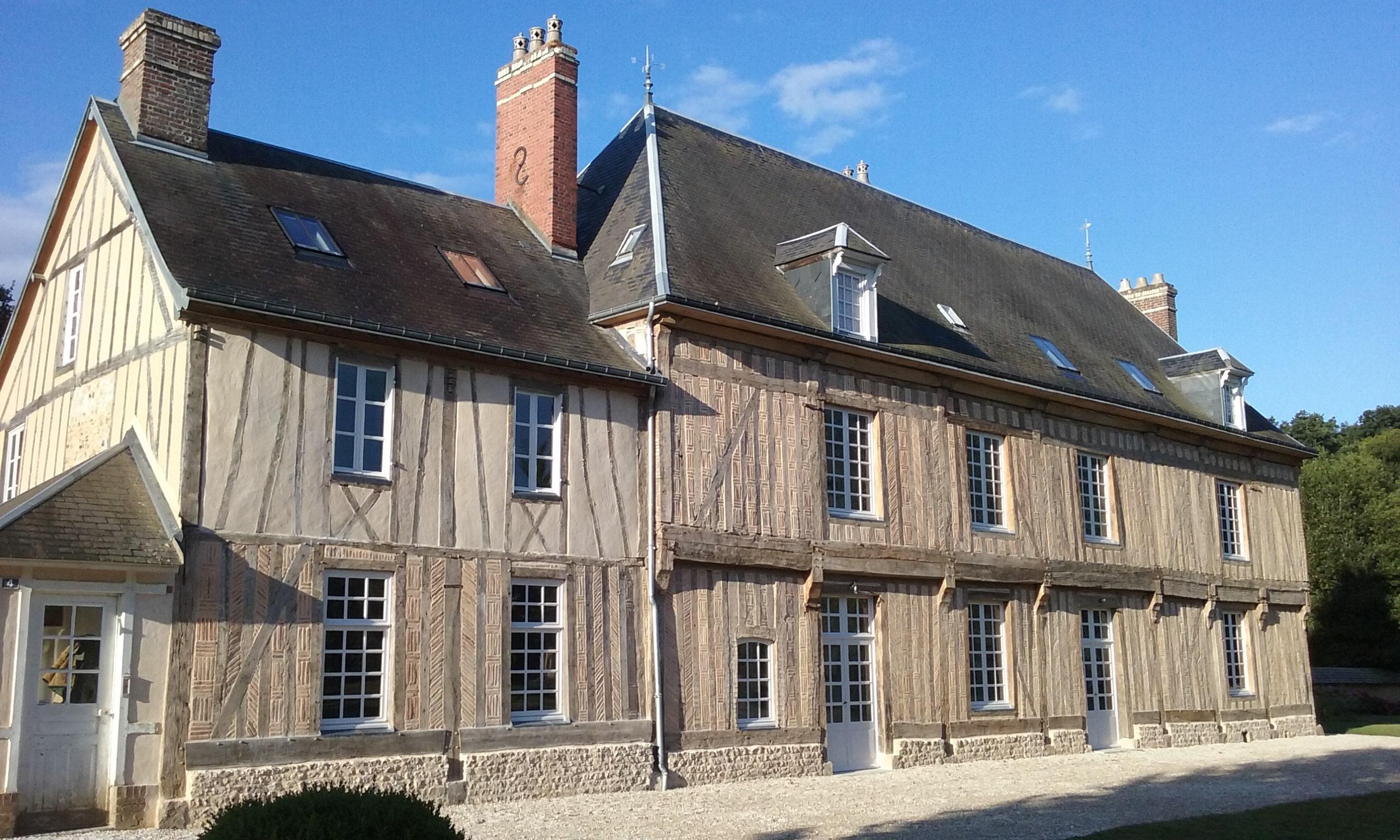 renovation-manoir-Calvados (2)